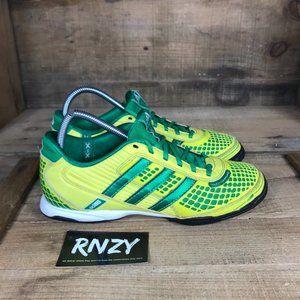 Adidas Adi5 X Astro Turf Yellow Athletic Shoes